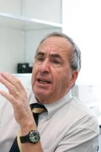 Professor Silvio Borner.