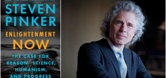 Stephen Pinker - Enlightment now
