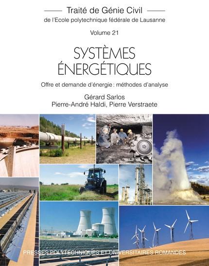 Systèmes énergétiques LASEN juin 2003 p. de couverture